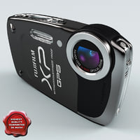 Fujifilm FinePix XP30 Black