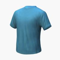 T-Shirt_Blue
