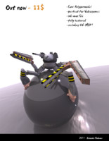 spider mech max