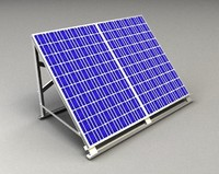 maya photovoltaic solar panel 1