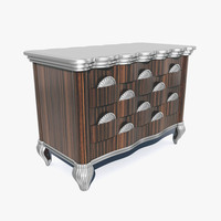jumbo chest drawers 3d model