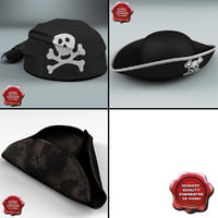 Pirate Hats Collection