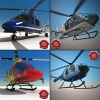 c4d private helicopters