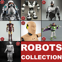 Robots Collection V4