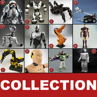 Robots Collection V5