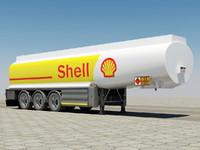 c4d shell cistern