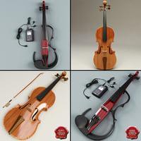 violins set yamaha xsi