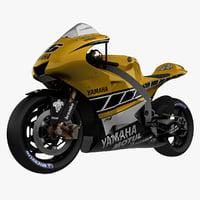 Yamaha YZR M1 2010