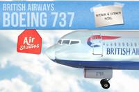 Boeing 737-British Airways