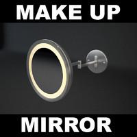 make mirror 3d model
