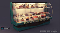 showcase cake max free