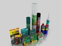 henkel products 3d max