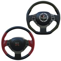 3d model of gtr steering wheel