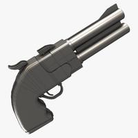 maya derringer pistol