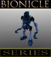 lego bionicle gali - dxf