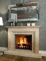 fireplace 38 3d dwg