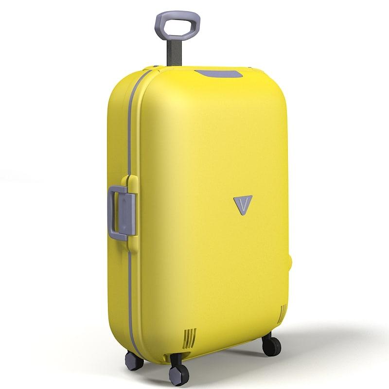 roncato travel airline 3ds. Black Bedroom Furniture Sets. Home Design Ideas