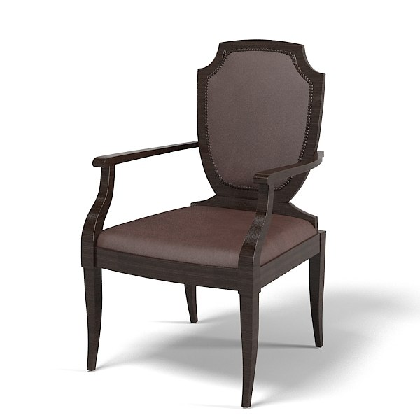 Smania master mood Venezia sdvenezi02 art deco dining side chair .jpg