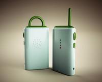 electronic ikea 3d model