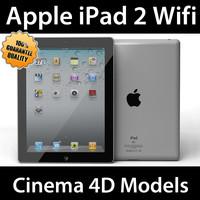 iPad 2 Wifi C4D