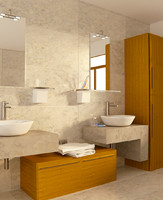 bathroom scene 3d model