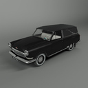 hearse 3D models