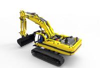 LEGO excavator (8043)
