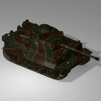 3ds max german wwii tank tracks