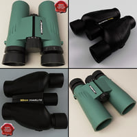 Binoculars Collection