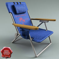 Camping Chair Tommy Bahama