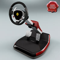 ferrari themed racing cockpit max
