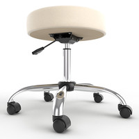 maya ergonomic stool height adjustment