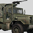 M35 Military Cargo Truck