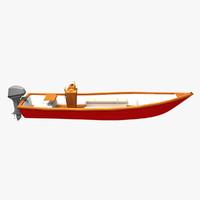 maya sea skiff