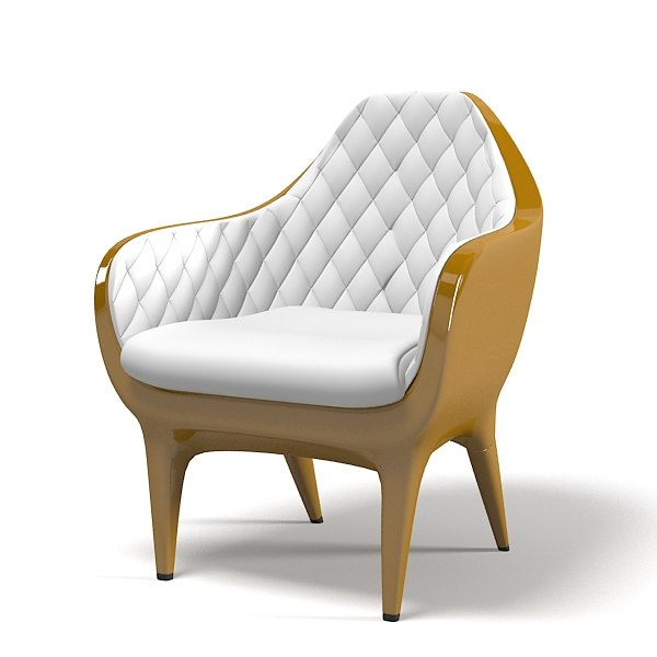 Barcelona Showtime Kezu Armchair tufted laquered glamour  contemporary modern outdoor plastic.jpg