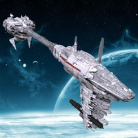 3ds max frigate warship