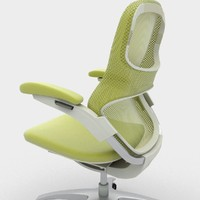 ergonomic knoll new generation 3d model
