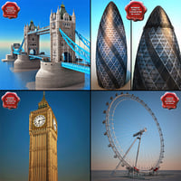 Landmarks Collection V9 London