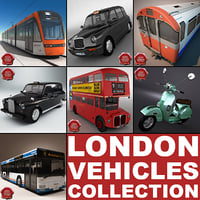 London Vehicles Collection V3