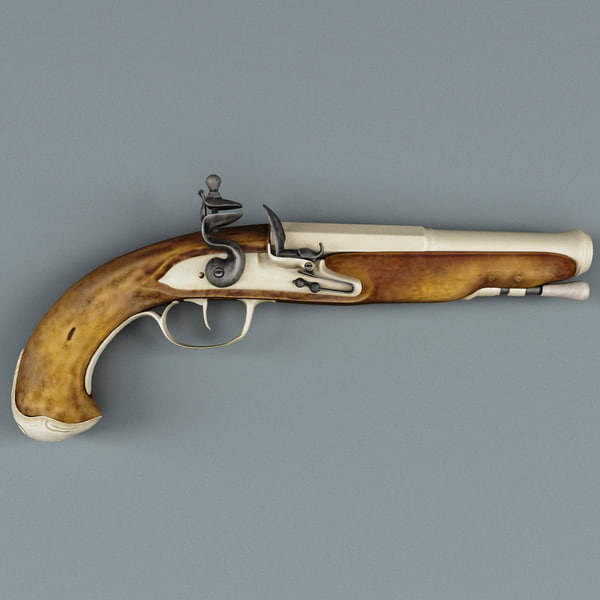Old Musket 19