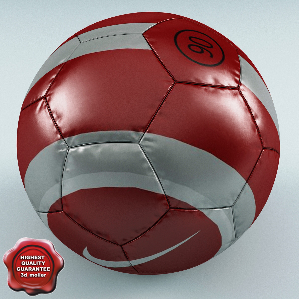 soccer ball of real leather for world cup championship 2006:
