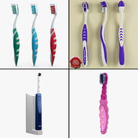 Toothbrushes Collection 2