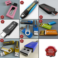 USB Flash Drives Collection V3