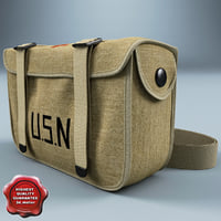 USN Military First Aid Kit