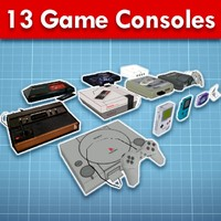 13 Video Game Consoles