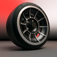 general lee tire wheel max
