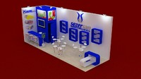 maya displays stands exhibition
