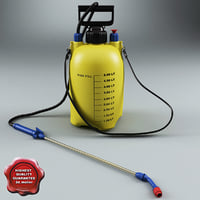 5L Garden Hand Sprayer