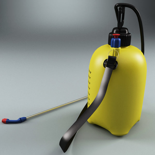 3d 5l garden hand sprayer - 5L Garden Hand Sprayer... by 3d_molier