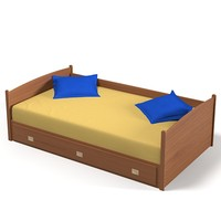 maya children single bed